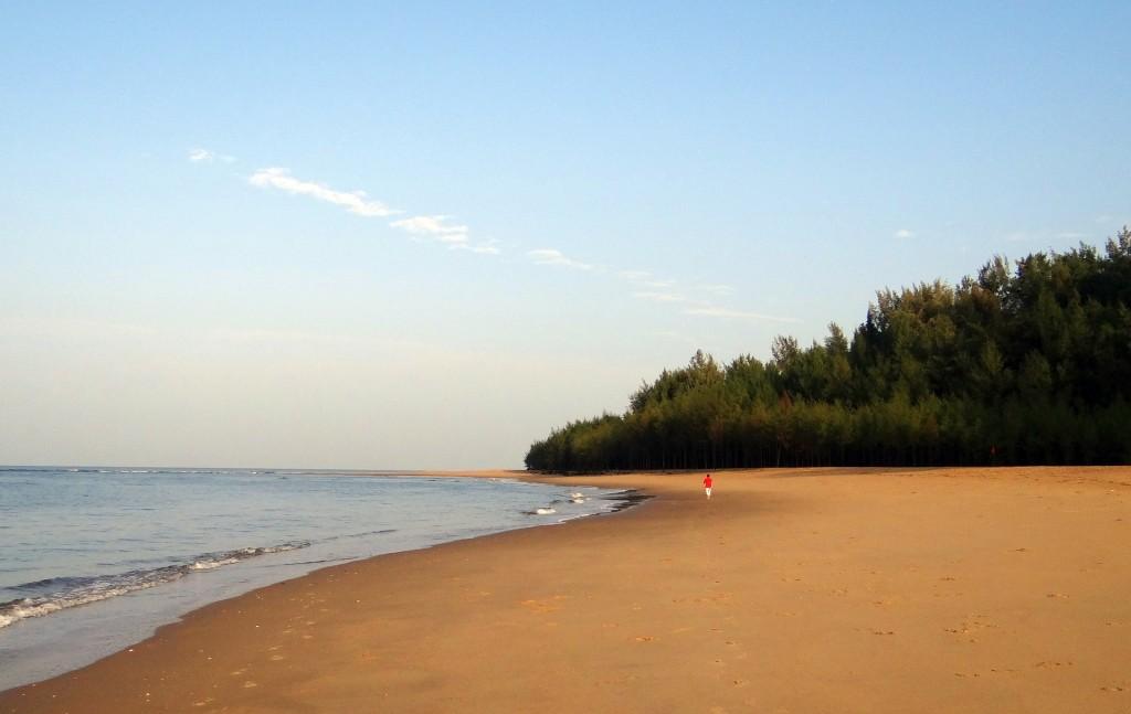 plage de la mer-kerala