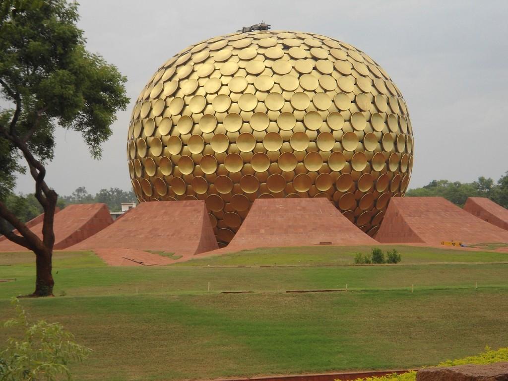 renting-a-car-to-see-auroville-ashram