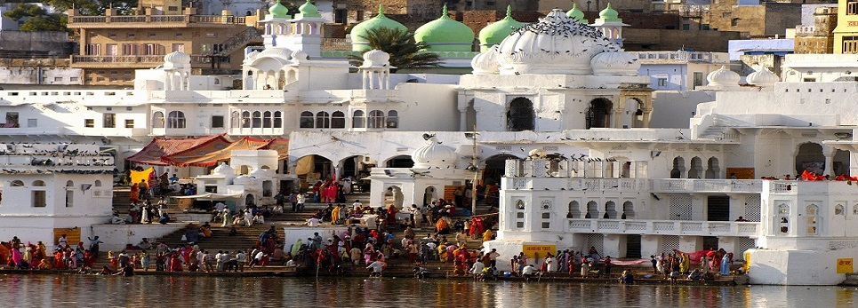 Pushkar-lake-view